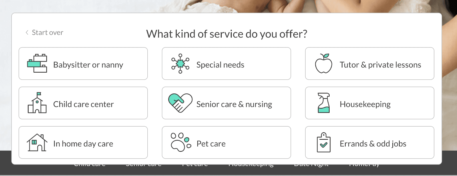 Care.com Requirements: What You Need to Become a Caregiver - Step 2
