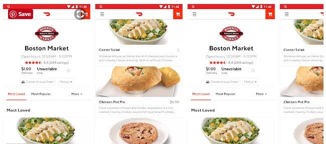 Instacart vs Doordash: Compare the On-Demand Delivery Services