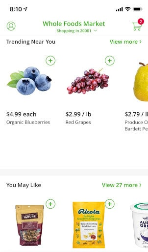The Difference Between the Instacart Delivery Fee and