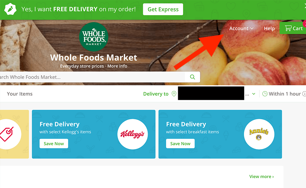 How to Give and Redeem an Instacart Gift Card | Gigworker com