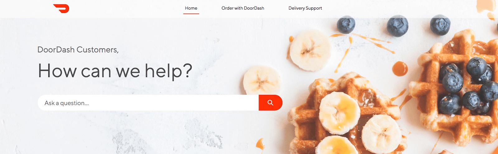 DoorDash Customer Service for Customers, Drivers, and Merchants