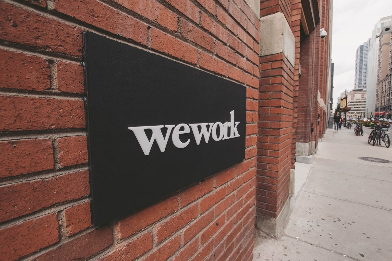 WeWork is a company that understands the importance of coworking spaces