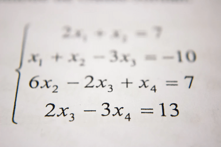 Equations to solve