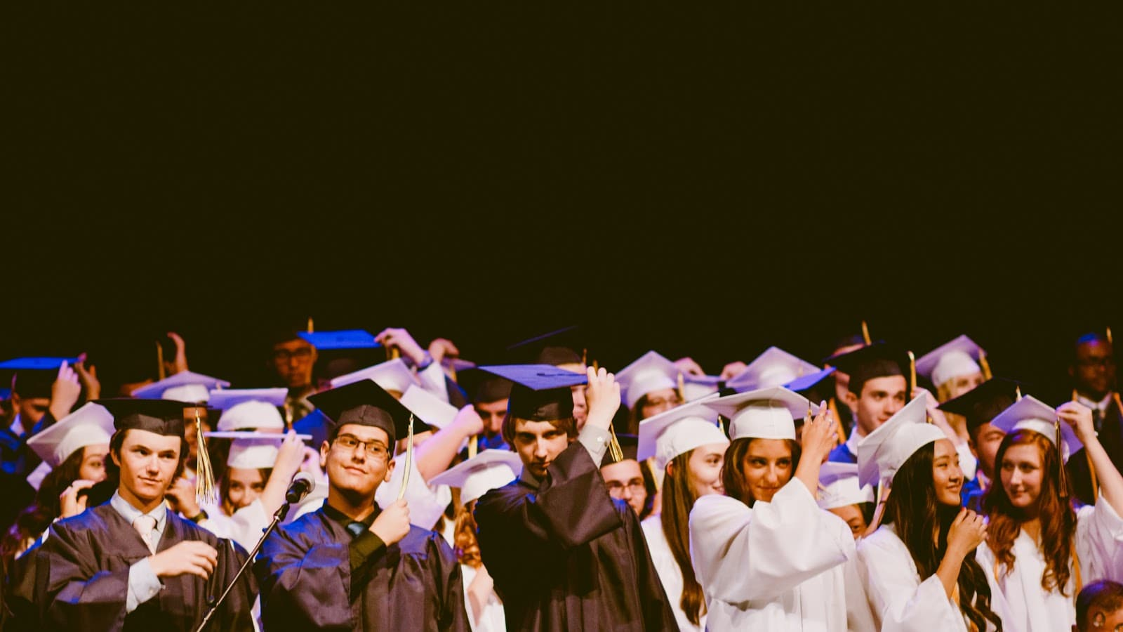 How to Become an Event Planner: graduation